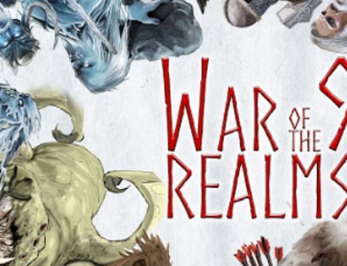 War of the 9 Realms PM Still Open