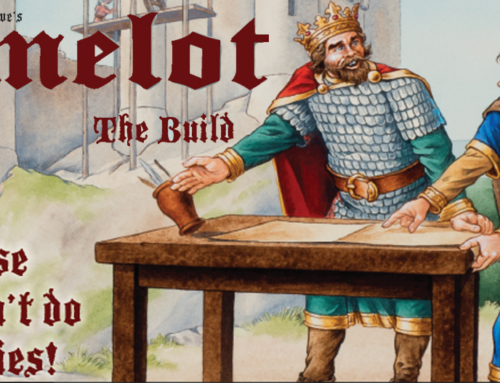 Camelot: The Build Tournament 2018