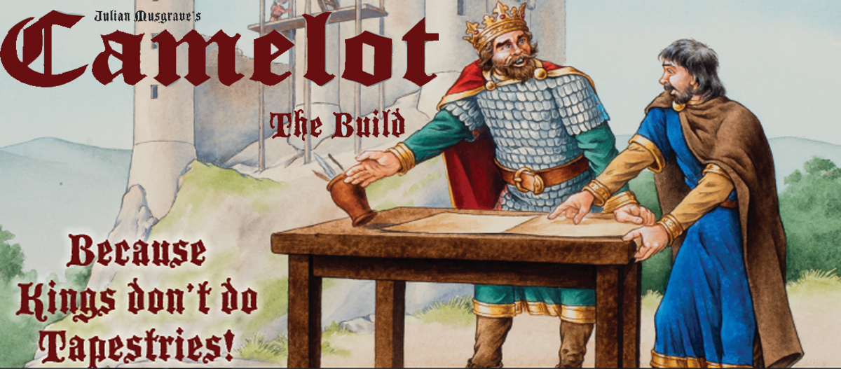 Camelot: The Build Tournament 2020