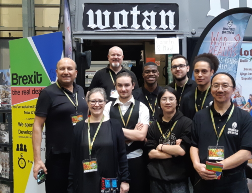 Wotan Games at UKGE